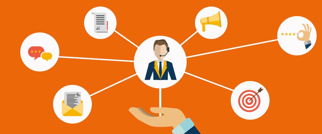 Quelle est la différence entre un centre d'appel et un centre de relation client ?