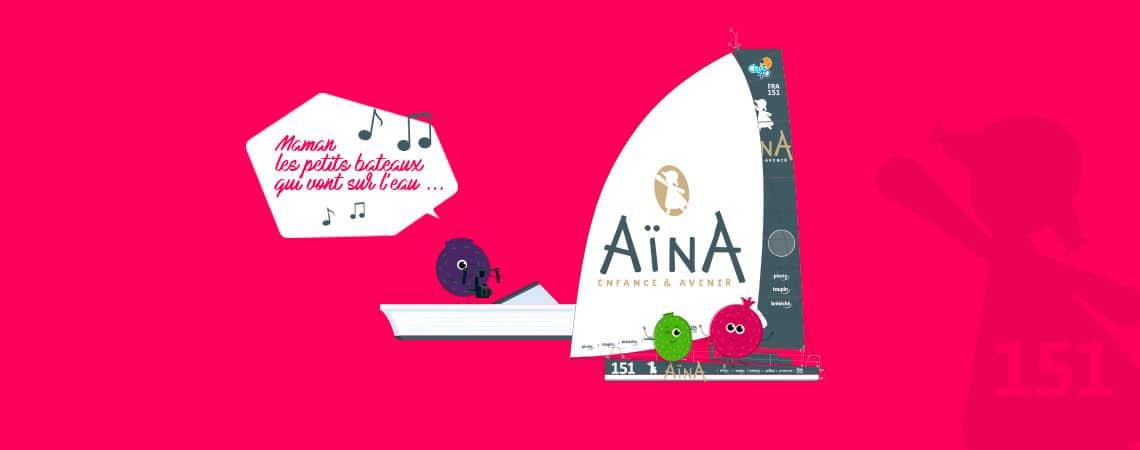 SAY TOUT COM créé l'événement avec #TeamAïna151